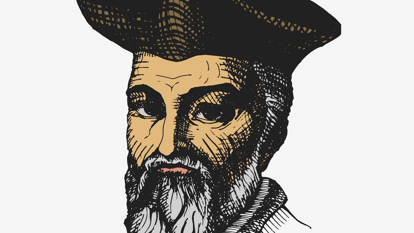 Coronavirus: Nostradamus et la prophétie de la grande épidémie dans les villes italiennes
